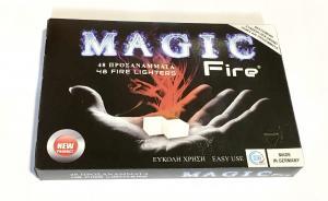 MAGIC FIRE ΠΡΟΣΑΝ  48 ΚΥΒΟΙ
