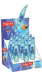 BIC ΔΙΟΡΘΩΤΙΚΟ TIPP EX  (EXACT LINER)