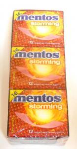 MENTOS STORMING CINNAMON (12TMX)