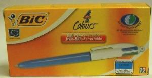 BIC ΣΤΥΛΟ 4 COLOURS MEDIUM BX12BCL