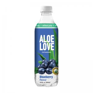 ALOE LOVE DRINK BLUEBERRY (Χωρις Κομματια) 12x500ml
