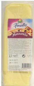 ARLA MOZZARELLA ΦΡΑΝΤΖ 40% 2,3 Κgr (Κ)