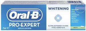 ORAL B PRO-EXPERT WHITENING  75ML