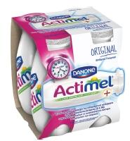 ACTIMEL PLAIN 4x93.8 ml DANONE