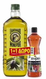 ΜΙΝΕΡΒΑ ΕΛΔ 2L ΠΦ & ΧΩΡΙΟ ΞΙΔ 350ML ΔΩΡΟ Χ4