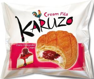 KARUZO CREAM PITA CHEESECAKE ΚΕΡΑΣΙ 62gr