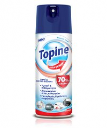 TOPINE TOTAL POWER SPRAY SPRING VALLEY 400ML