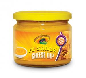 CHEESE DIP 12x300ml EL SABOR