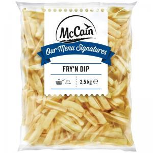 MCCAIN FRY & DIP 5Χ2,5Kg (ΚΤΨ)