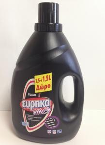 ΕΥΡΗΚΑ BLACK CARE 1500ml + 1500ml ΔΩΡΟ