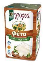 Μινέρβα Χωριό Φέτα σε Άλμη  5kg (Τιμή Κιλού)