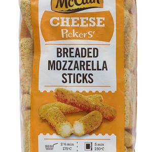 MCCAIN MOZZARELLA STICKS 6Χ1Kg (ΚΤΨ)