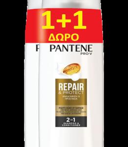 PANTENE ΣΑΜΠ ΑΝΑΔΟΜ 6x250ML+250ML ΔΩΡΟ