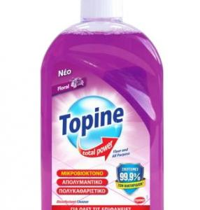 TOPINE TOTAL POWER FLORAL FLOOR 1L