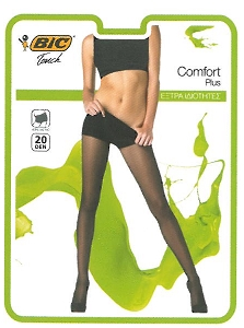 BIC ΚΑΛΣΟΝ COMFORT PLUS BLACK MEDIUM - Pame Supermarket - Online ... a1f01a0d398